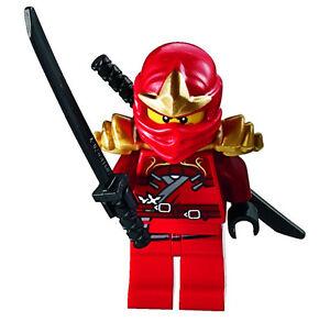 New lego ninjago kai zx minifig figure minifigure red - Ninjago kai zx ...