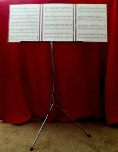 NEW MAESTRO'S MATE SHEET MUSIC HOLDER FOR MUSIC STANDS!!! in Musical Instruments & Gear, Other | eBay