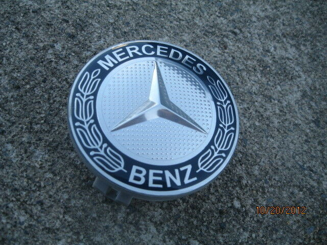 NEW MERCEDES BENZ CENTER WHEEL RIM HUB CAP 75MM RIGHT LEFT FRONT BACK
