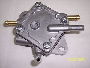 NEW-MIKUNI-FUEL-PUMP-DF52-136-SQUARE-FITS-SKI-DOO-MOR