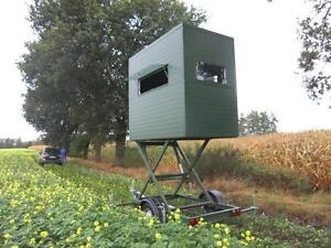 Munhunt Portable Hunting Blinds On Wheels