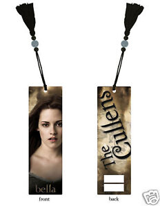 NEW MOON Twilight BOOKMARK Bella Swan Kristen Stewart N in Books, Magazines, Accessories, Gift Books, Bookmarks | eBay