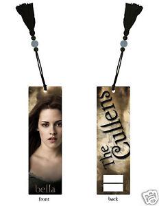 NEW MOON Twilight BOOKMARK Bella Swan Kristen Stewart N in Books, Magazines, Accessories, Gift Books, Bookmarks | eBay