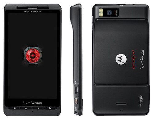NEW MOTOROLA DROID X2 MB870 - 8GB - BLACK VERIZON 8MP CAMERA ANDROID SMARTPHONE in Cell Phones & Accessories, Cell Phones & Smartphones | eBay