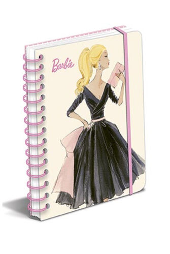 NEW Midnight Mischief Barbie Spiral Journal in Books, Accessories, Blank Diaries & Journals | eBay