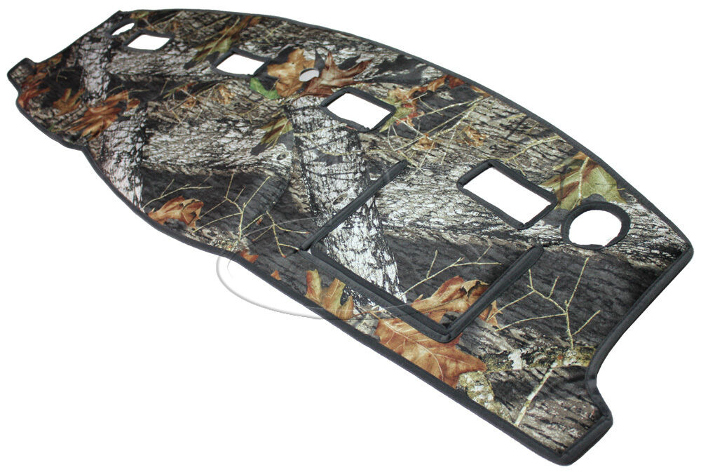 New Mossy Oak Camouflage Tailored Dash Mat Cover Fits 06 08 Dodge RAM Truck