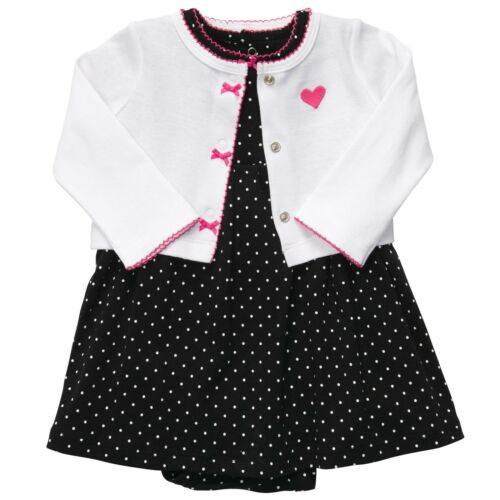 NEW NWT Girls Carter's 3 6 9 12 Month Dress Cardigan 2 Piece Set Adorable! in Clothing, Shoes & Accessories, Baby & Toddler Clothing, Girls' Clothing (Newborn-5T) | eBay