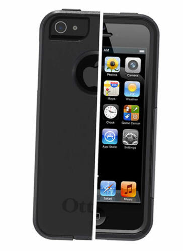 NEW OEM In RETAIL Otterbox Commuter Series Case for iPhone 5 in Black OEM in Cell Phones & Accessories, Cell Phone Accessories, Cases, Covers & Skins | eBay