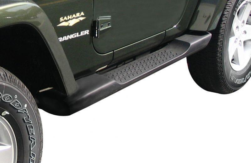 New Mopar Jeep Wrangler Running Boards 2 Door