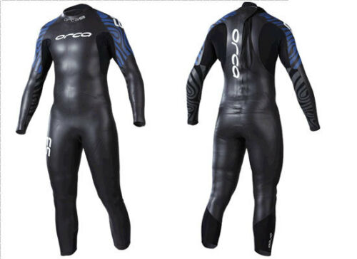 NEW Orca S3 Fullsleeve Men's Size 4 Triathlon Swimming Wetsuit in Sporting Goods, Water Sports, Wetsuits & Drysuits | eBay