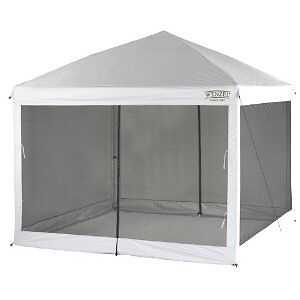 Screen-10-x-10-Side-Walls-Canopy-Party-Gazebo-Tent-FREE-SHIPPING