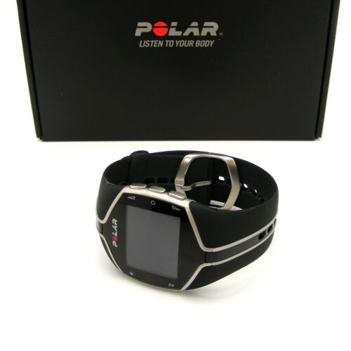NEW Polar FT80 Black Heart Rate Monitor Training Watch w/ FlowLINK Transmitter in Sporting Goods, Exercise & Fitness, Gym, Workout & Yoga | eBay