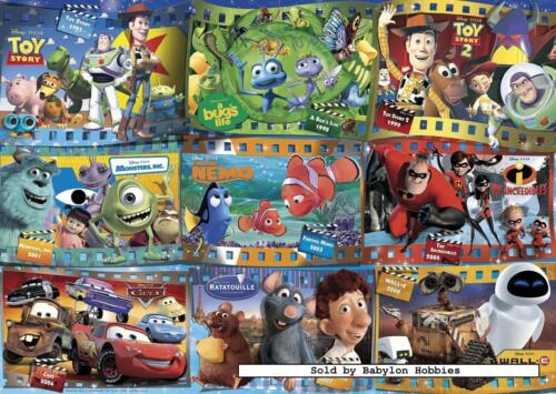 NEW Ravensburger jigsaw puzzle 1000 pcs: Disney - Disney Pixar Compilation in Toys & Hobbies, Puzzles, 1970-Now | eBay