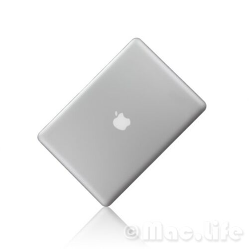 """NEW Rubberized CLEAR Hard Case Cover for Apple Macbook PRO 15"""" (A1286) in Computers/Tablets & Networking, Laptop & Desktop Accessories, Laptop Cases & Bags 