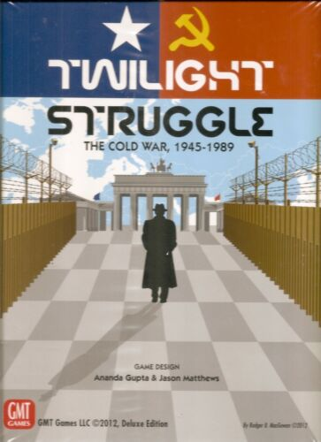 NEW & SEALED - GMT GAMES --- TWILIGHT STRUGGLE - DELUXE EDITION in Toys & Hobbies, Games, Board & Traditional Games   eBay