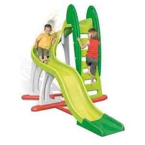new simba smoby u turn slide garden toy childrens kids. Black Bedroom Furniture Sets. Home Design Ideas