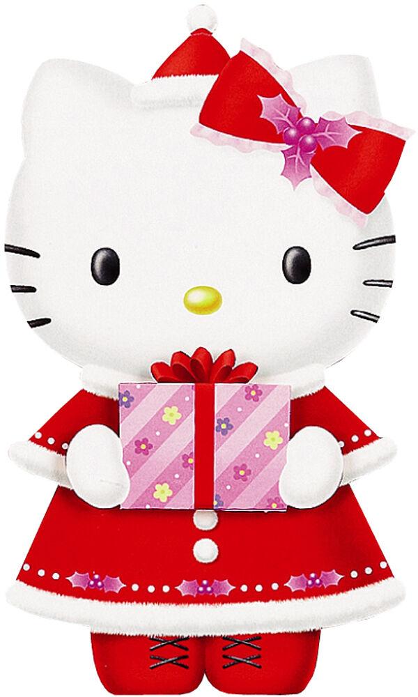 Hello Kitty Merry Christmas.New Sanrio Hello Kitty Merry Christmas Holiday Greeting Card