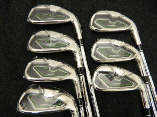 NEW TAYLORMADE RBZ ROCKETBALLZ HP IRONS 4-PW STEEL REGULAR HIGH POLISH IRON SET in Sporting Goods, Golf, Clubs | eBay