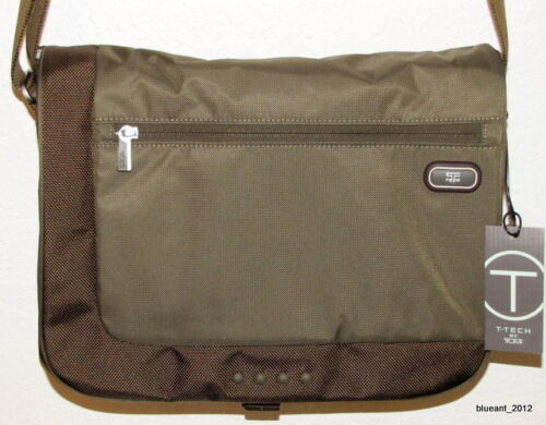 NEW TUMI T-Tech Flow Style 05138MSS Slim Flap Lightweight Nylon Messenger Bag in Clothing, Shoes & Accessories, Men's Accessories, Backpacks, Bags & Briefcases | eBay