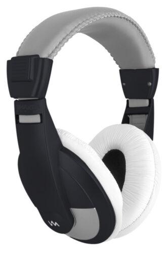 NEW VM Audio SRHP15 Stereo MP3/iPhone iPod Over the Ear DJ Headphones - Black in Consumer Electronics, Portable Audio & Headphones, Headphones   eBay