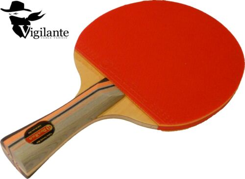 NEW Vigilante Titleholder™ MSRP: $119.99 Pro-Style Ping Pong Paddle Racket Bat in Sporting Goods, Indoor Games, Table Tennis, Ping Pong | eBay