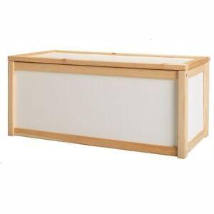 new wooden toy storage unit box childrens kids toys. Black Bedroom Furniture Sets. Home Design Ideas