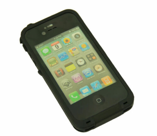 classic 45d4f 346fe Waterproof Shockproof Dirt Proof Lifeproof Case for iPhone 4 4S ...