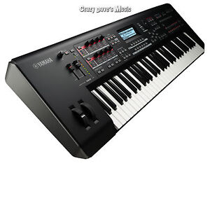 Latest Yamaha Keyboard Workstation : new yamaha mox6 61 key keyboard synthesizer workstation motif xs mox 6 ebay ~ Russianpoet.info Haus und Dekorationen