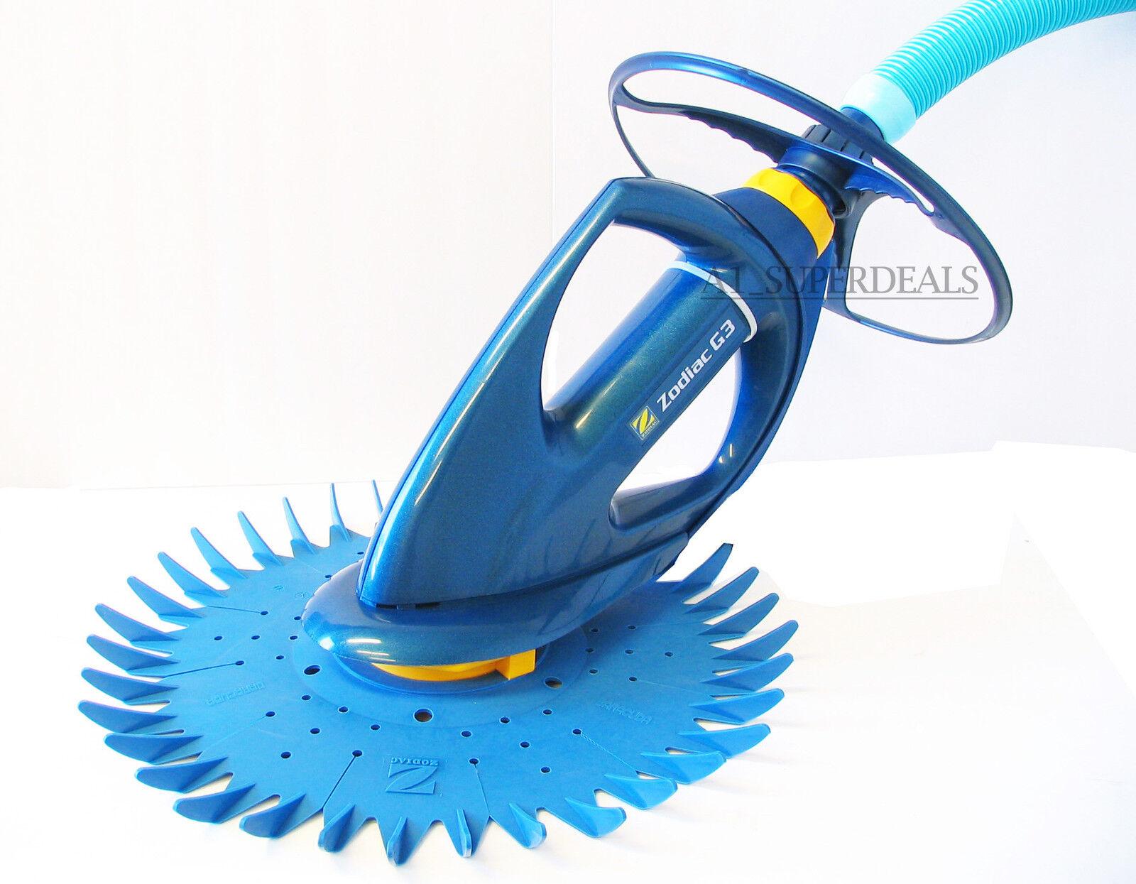 New Zodiac Baracuda G3 Automatic In Ground Swimming Pool Cleaner 746823030007 Ebay