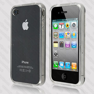 NEW-iPhone-4S-Case-Clear-Soft-Gel-Silicone-Cover-and-Screen-Protector