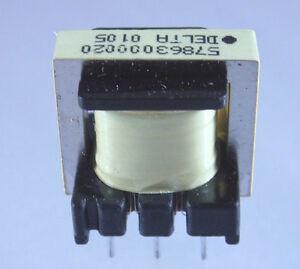 NF-Ubertrager-1-1-600-Ohm-zu-600-Ohm-mit-Mittelanzapfung-Hersteller-Delta