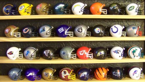 NFL Football GUMBALL Mini HELMETS Complete Set of (32) New in Sports Mem, Cards & Fan Shop, Fan Apparel & Souvenirs, Football-NFL | eBay