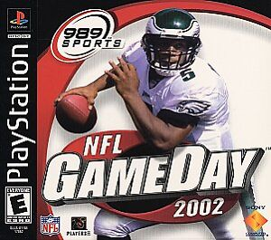 NFL GameDay 2002 (PlayStation, 2001)