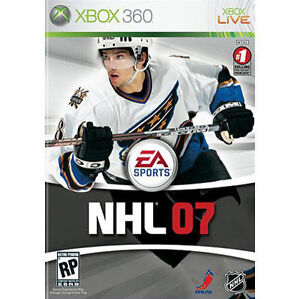 NHL 2007 for Microsoft Xbox 360