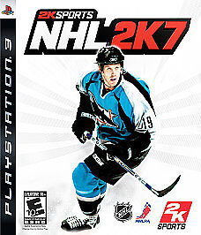 NHL 2K7  (Sony Playstation 3, 2006)