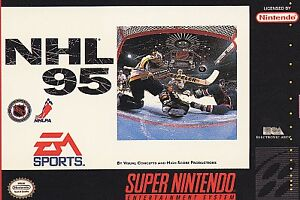 NHL 95  (Super NES, 1995)