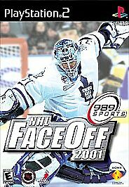 NHL FaceOff 2001 (Sony PlayStation 2, 2