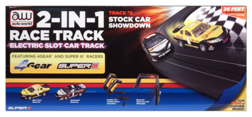 Which HO dragstrip to buy? - Slot Car Illustrated Forum