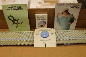 FREE BROTHER KNITTING MACHINE AND ACCESSORY MANUALS AND