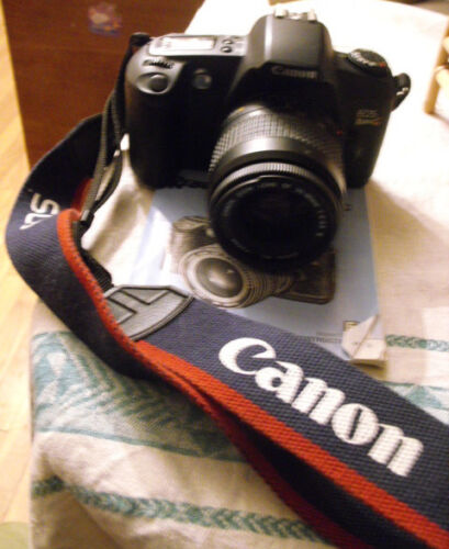 NICE ESTATE FIND IS THIS CANON EOS REBEL G 35 MM CAMERA in Cameras & Photo, Film Photography, Film Cameras | eBay