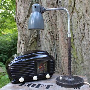 NICE-KAISER-IDELL-ART-DECO-PRE-MID-CENTURY-MODERN-DESK-LAMP-BUREAU-LAMPE-BAUHAUS