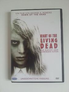 NIGHT OF THE LIVING DEAD DVD - <span itemprop='availableAtOrFrom'>Banteln, Deutschland</span> - NIGHT OF THE LIVING DEAD DVD - Banteln, Deutschland