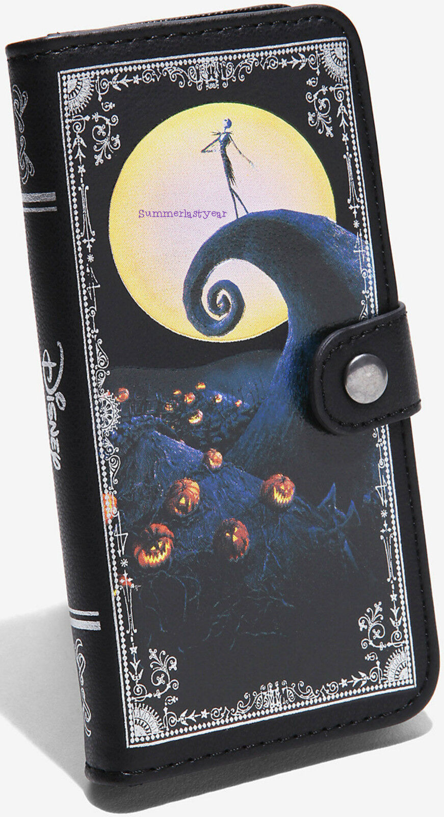 The Nightmare Before Christmas Wallet For Iphone 6 And 6s
