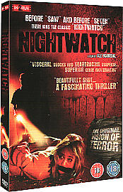 NIGHTWATCH-DVD-NEW-DANISH-WORLD-CINEMA-FILM-UNWANTED-GIFT-PRESENT-XMAS