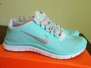 nike free run 3.0 v4 tiffany blue tropical twist