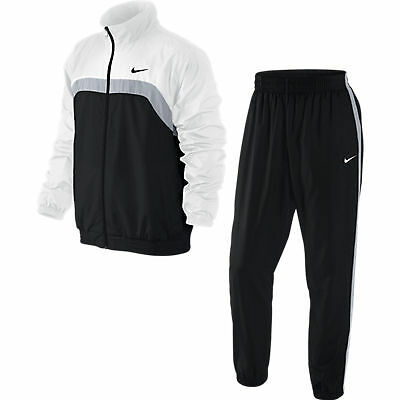 Nike Auto Racing Shoe on Nike Mens Ad Classic Woven Tracksuit Warm Up Jacket   Pants Training
