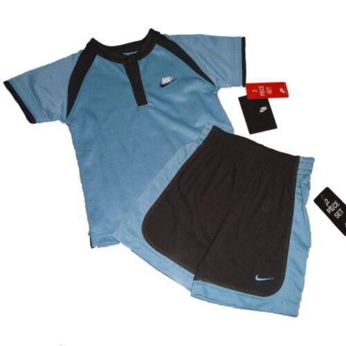 nike sport outfit kinder jogginganzug t shirt kurze hose. Black Bedroom Furniture Sets. Home Design Ideas