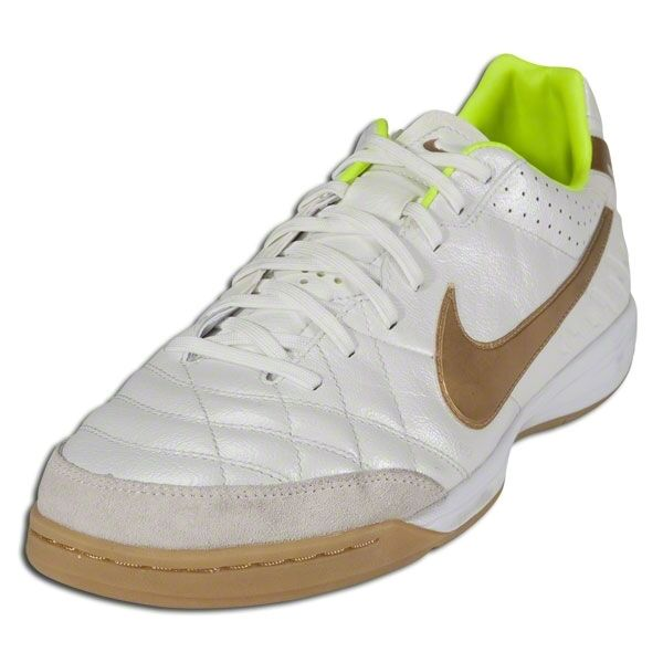 2c91ad4ef Nike Tiempo Mystic IV IC Futsal Indoor Soccer Shoes Size 8 on PopScreen