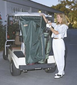 Golf Cart Rain Curtain EZ Go Golf Cart Curtains