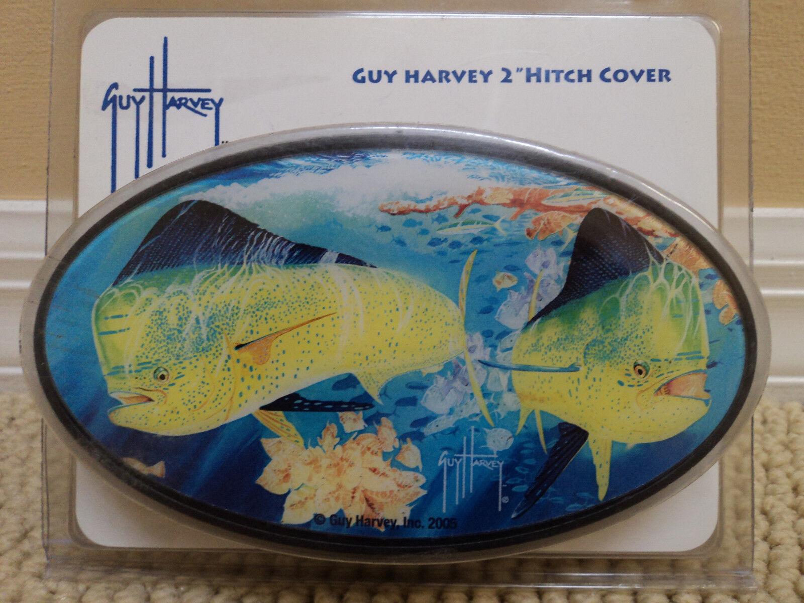 Nip guy harvey dorado dolphin mahi fish trailer hitch for Fish hitch cover